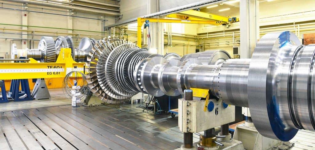 Global Alloys - Gas turbine