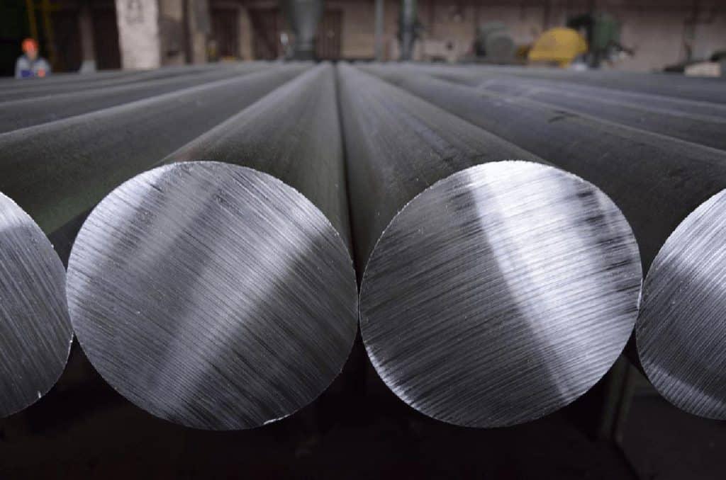 acciaio inossidabile in barre