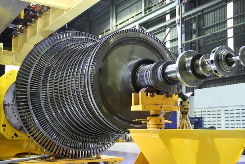 Gas turbine forgiati